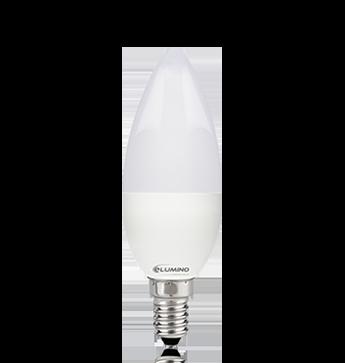Lampe LED flamme Elumino CULMINA FC04201 culot E14