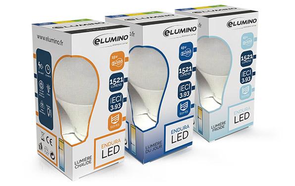 information emballage gamme elumino