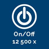 Indique le nombre d'allumage de la lampe