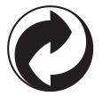 Indique qu'ELUMINO verse une contribution à un éco-organisme pour recycler les déchets